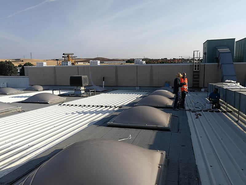 impermeabilizar cubiertas edificio