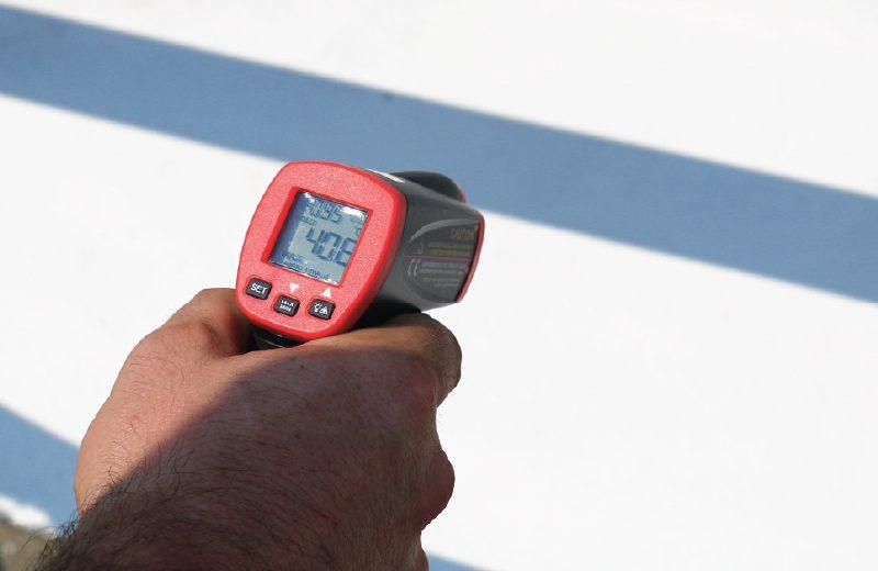 Cool R medir temperatura